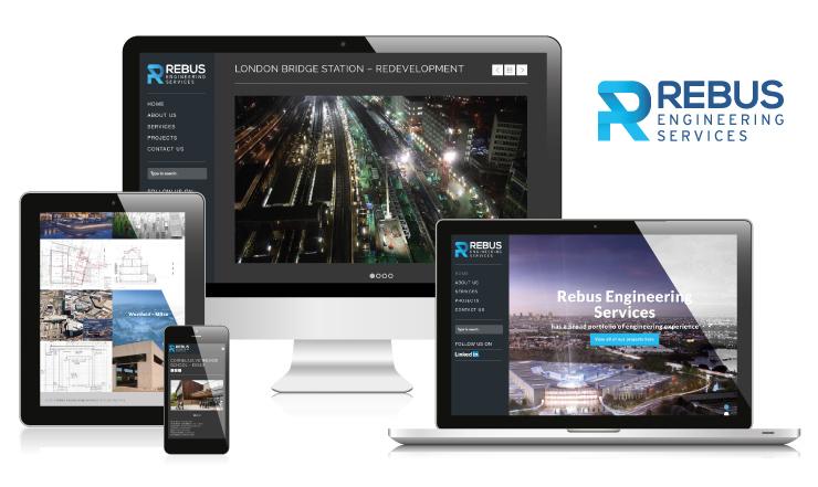 rebus web design