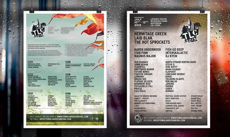 festival poster design